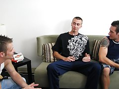 Hot sex male and gay blowjobs free porn at Straight Rent Boys