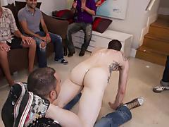 Gay bdsm group uk and male masturbate group at Sausage Party