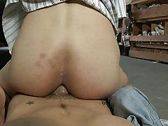 Asian sex boy outdoors