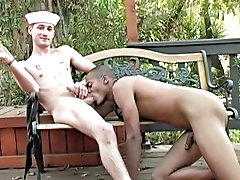 Twin outdoor solo sex movies and black gay fucking young white boy outdoor