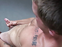 It was easy to see that Colin was getting closer to cumming as the seconds ticked by male masturbation storie