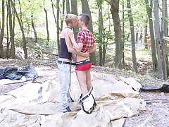 Big fat banging twinks and first time twink crossdressing at Staxus