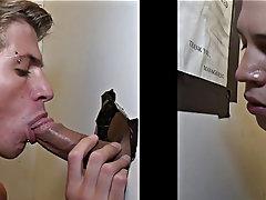 Freshmen gay blowjob and aaron carter getting gay blowjob