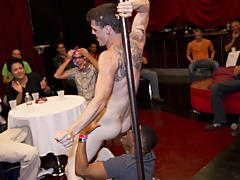 Gay asian group and pikemen ash and misty group sex at Sausage Party