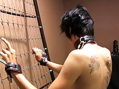 Baretwinks goes all out in this bondage video with Rad and Miles using the dark dungeon gear to the extreme gay twinks hardcore
