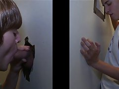 Huge leather gloryhole gay cock blowjobs and cartoon big dick blowjobs