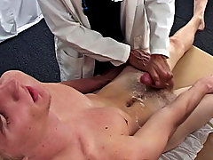 Dr. Phingerphuck started to exam my pecker and said that this chab was intend to start doing a massage that I could Iterate at home