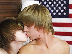 Guys first time gay and hunky gay twinks