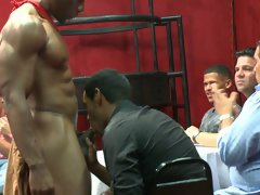 Gay group handjobs and nude mens group at Sausage Party