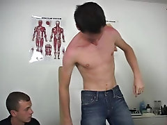 Mature gay group sex and male group masterbation