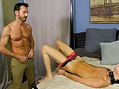 Two gay men fucking at Bang Me Sugar Daddy