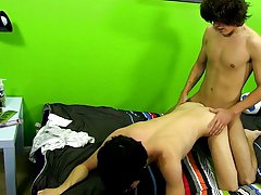 Jacob Marteny playfully tickles Kyler Moss as they kiss and strip each other free gay twink mpegs at Boy Crush!