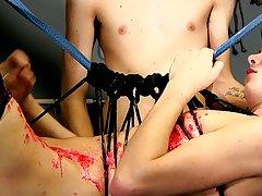 Cute teen twink bondage - Boy Napped!