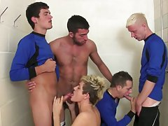 Gay porn guy fucks guy in air and white twink slavery - Euro Boy XXX!