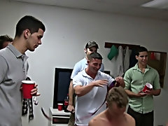This week's Haze winner features a birthday surprise the *** frat gave one of their pledges Brad on his birthday