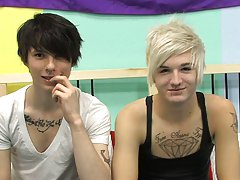 These 2 boyfriends take the Boycrush studio by storm, utilizing all its space for their hardcore sexy action first anal sex gay sex at Boy Crush!