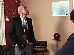 In fact, all the teacher felt like was giving the boy some magnificent head and then having the twink's pulsing prick deep in his tight ass amatu