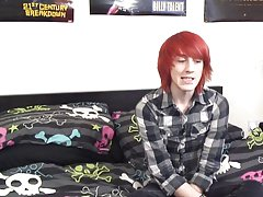 Alexander starts with the usual interview followed by one hot solo video naked hot teen boys at Homo EMO!