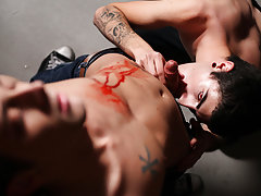 Police twinks boy photo and audio stories of gay bear vs twink - Gay Twinks Vampires Saga!