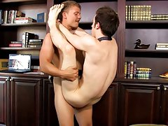 Black gay fat dick pictures and male dancer fuck at My Gay Boss