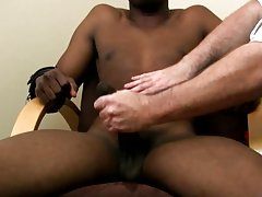 Hunk men teacher masturbating and black gay kiss with saliva picture