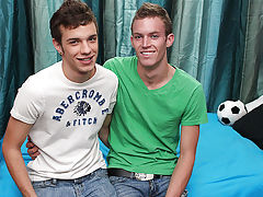 Together in shower tube twinks - at Real Gay Couples!