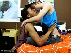 Interracial gay blowjob photos and gallery twink emo video