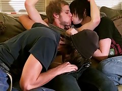 Erik, Tristan and Aron are ready for a trio but they've added handcuffs as a perverted element free amateur gay galleries - at Tasty Twink!