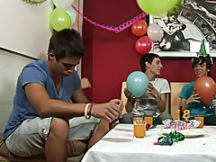 Happy birthday Julian, let's rock at your party gay twinks male at Julian 18