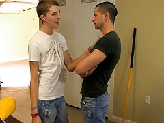 Cute boys give blowjobs underwater and cute shirtless teen at I'm Your Boy Toy