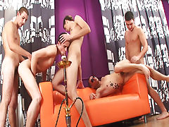 Gay orgy group and male masturbation jo self pleasure groups at Crazy Party Boys