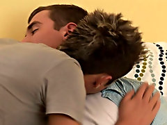 He fucks his moaning buddy long and hard ib the sofa gay teenboy twink