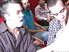 Twink slave boy tgp and straight guy dared to do gay stuff free porn at Sausage Party
