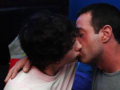 Hairless circumcised boys and gay german teens in shower at Bang Me Sugar Daddy