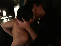 Free gay group sex videos and gay men group sex - Gay Twinks Vampires Saga!