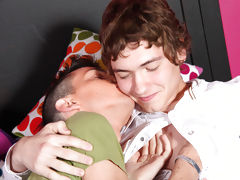 Josh even eats Colby's ass while Colby sucks on a lollipop free xxx gay twinks