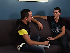 Isaac is planning to visit Mexico, so he enlists Deano to help him learn some Spanish male hunks xxx