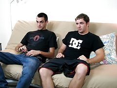 Taking a seat on the couch the two of them started talking about who was going to suck who first sample hardcore free gay porn