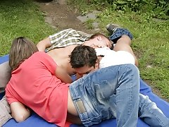 Another hot sight featuring desired twinks in Sweet And Raw, just to go to you erotic male gay naked outdoors