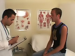 The doctor was able to make me cum, at near fucking me in the ass free male anal finge