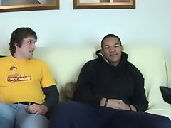 They took a seat and we were able to get started right away german old interracial sex