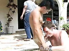 Ajay Cavalli, Cody Taylor, Felix Andrews, Mash, Ricardo and Rick Valentine were hanging not later than the pool, enjoying a day out of realm and consi