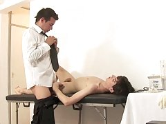 Doctor fuck Julian very well free gay mpegs clips twink at Julian 18