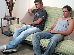 Raising unified leg up in the tell and one between Shane's legs, the two boys began to fuck again fucking gay hardcore