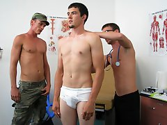 David and Corp men shirtless therapy group