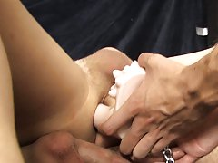 The torture ends when all the boys explode with cum in a final scene of satisfaction gay guys first time jackin