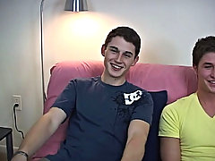 CJ and Logan were going to give away their underwear from the shoot as well male breasts groups