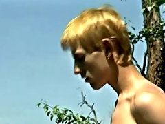 If you enjoy a fondness fit eternal sexy blondness then two blond hot lads next to the river bank will bring joy to your eyes male sex in outdoors
