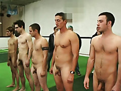but that didn't stop these frat boys from finishing their initiation ritual nasty group gay sex xxx