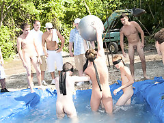 There is nothing like a nice summer time splash, especially when the jackpot is man made and ghetto rigged as fuck gay group sex photos free